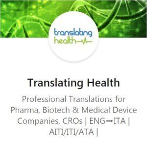 Translating Health - A Team of Italian Medical Translators