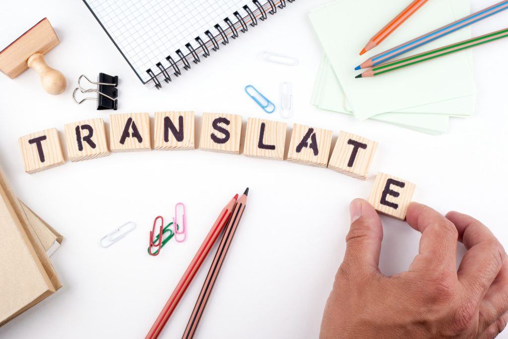 Freelance translators